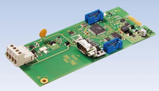 RS232 připojení